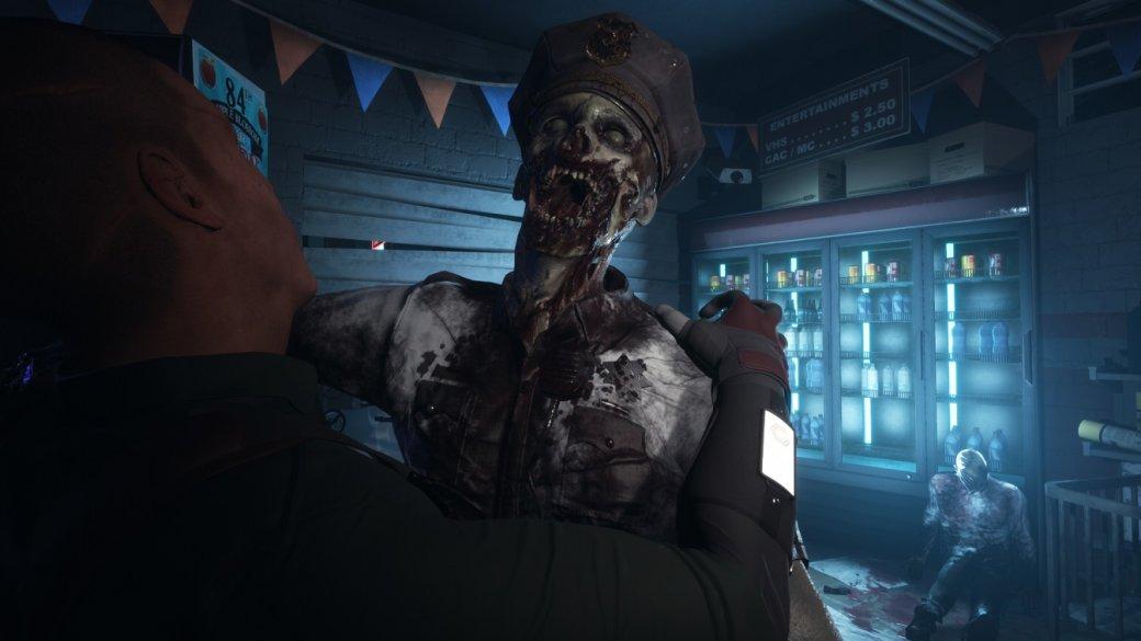 В2015 году кучка фанатов выпустила видео своей версии ремейка Resident Evil 2 наUnreal Engine4. Вскоре после этого Capcom анонсировала официальный ремейк, ифанаты попросьбе компании прекратили работу над своим «Резидентом», сделав наоснове него самостоятельную игру— Daymare: 1998. Иона ужасает— вхудшем смысле слова.