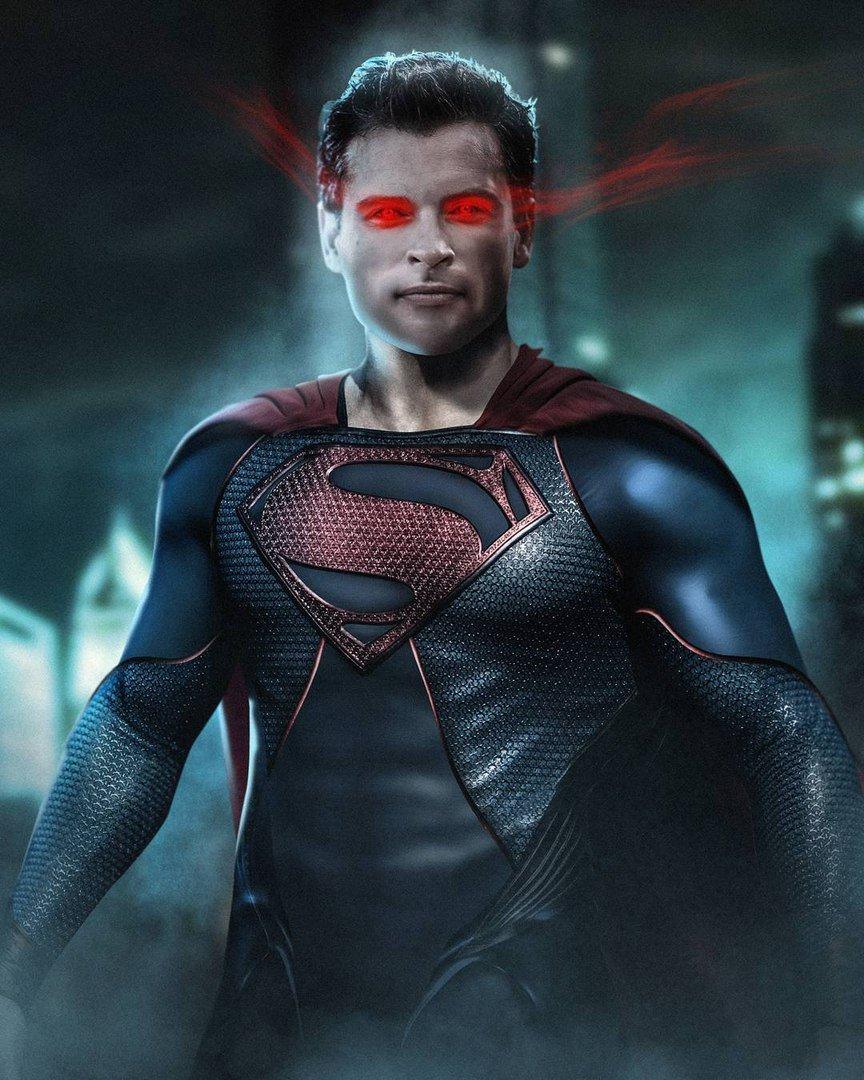 Как бы выглядели знаменитости в виде супергероев