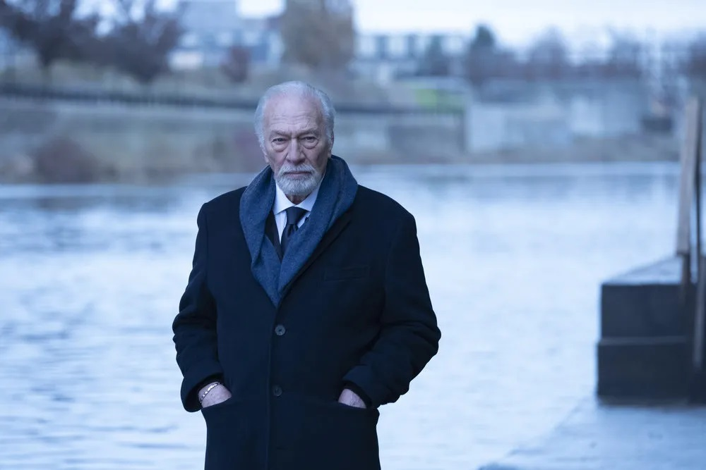 Умер оскароносный актер Кристофер Пламмер. Ему был 91 год