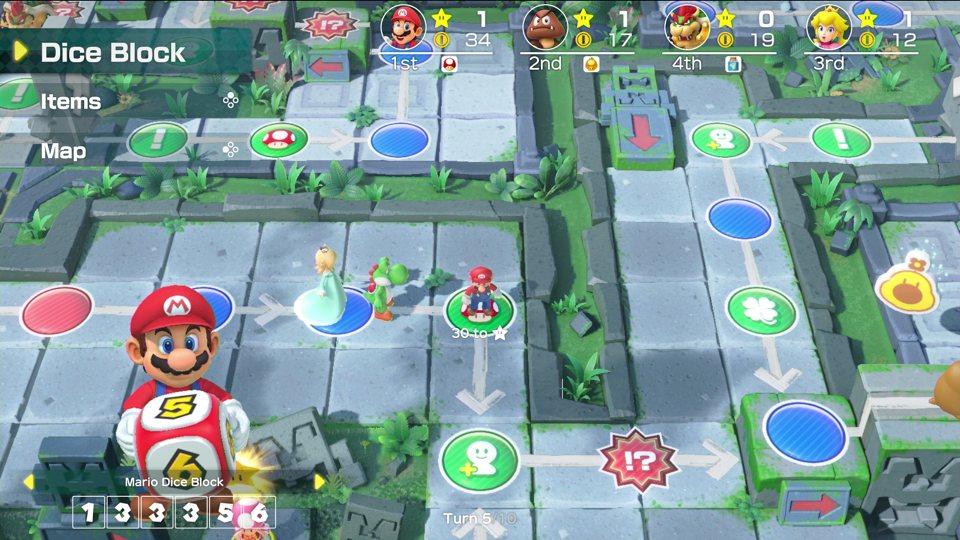Рецензия на Super Mario Party