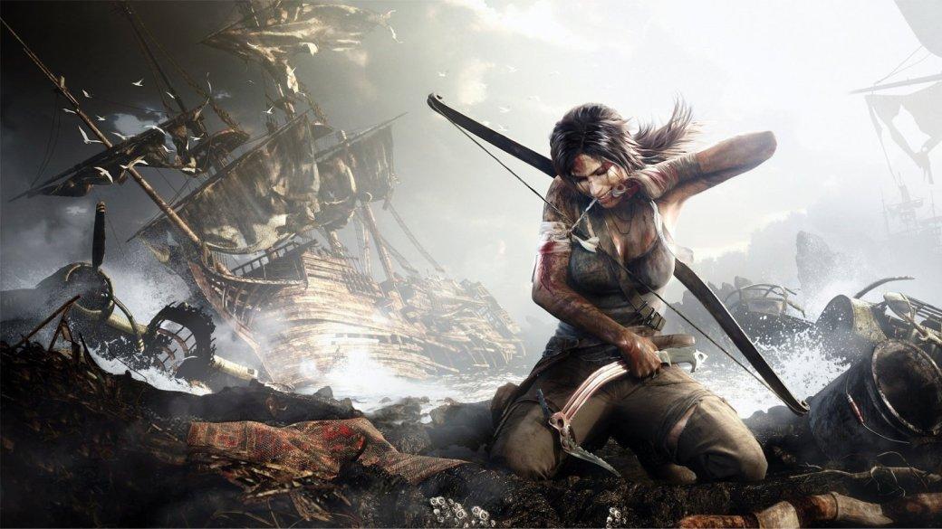 Рецензия на Tomb Raider (2013)