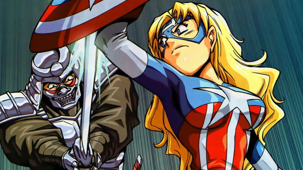 Наиболее известная линейка комиксов встиле манги Marvel Mangaverse выходила в2002 году: начиная ссольников изаканчивая полноценными историями сучастием огромного количества популярных персонажей издательства. Японскому «преображению» подверглись многие супергерои, апотому было интереснее взглянуть наних под иным углом. Вэтой подборке представлены самые яркие инеобычные попытки адаптировать персонажей Marvel Comics под суровые реалии манги.
