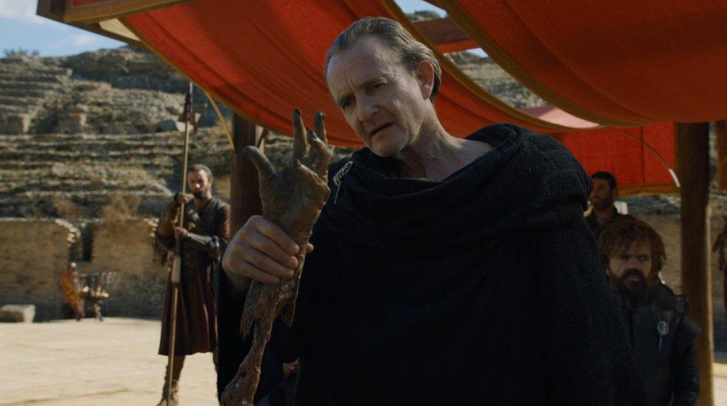 Подробный анализ 7 серии 7 сезона «Игры престолов»