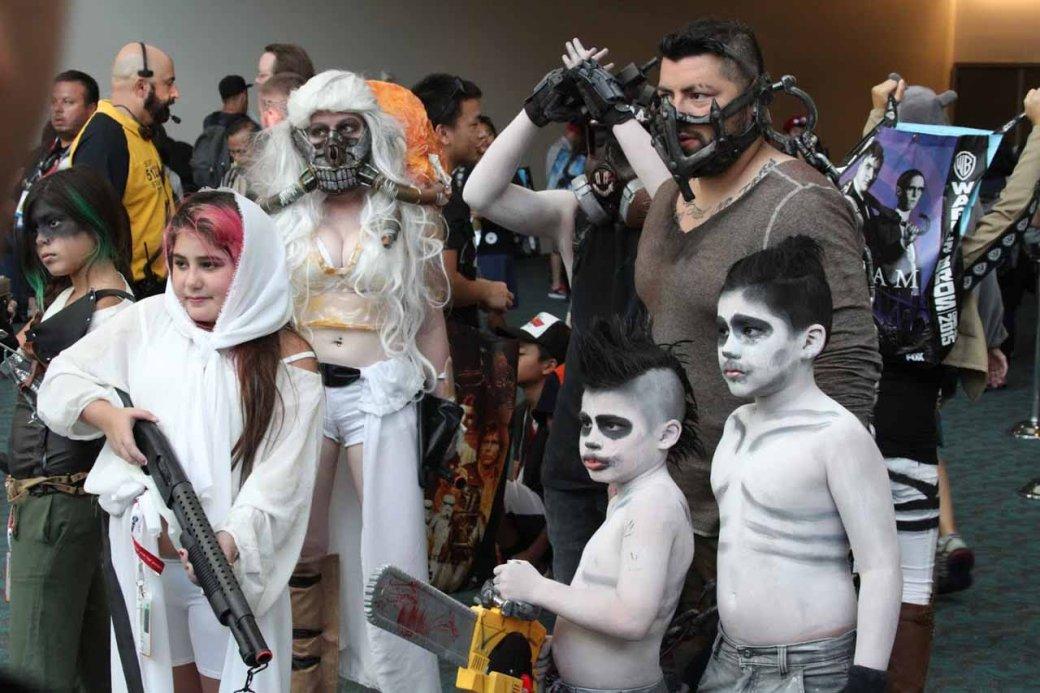 Лучший косплей Comic-Con 2015