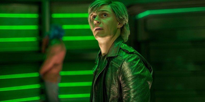 Любимец публики Ртуть вернется вфильме «Люди Икс: Темный Феникс»!