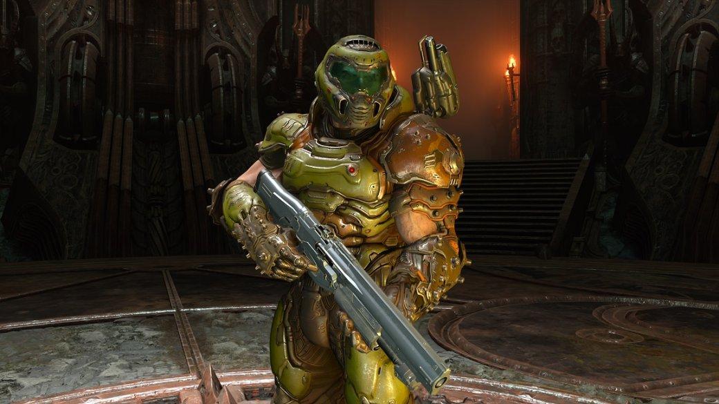 В2016-м Doom сноги выбила массивные двери грязного склепа, где много лет находились шутеры отпервого лица. Такие шутеры, какими они были в90-х,— про яростное мочилово, безумные скорости имощные пушки, разрывающие врагов накуски. Она доказала, что такие игры все еще нужны, что они снова могут быть лучшими.
