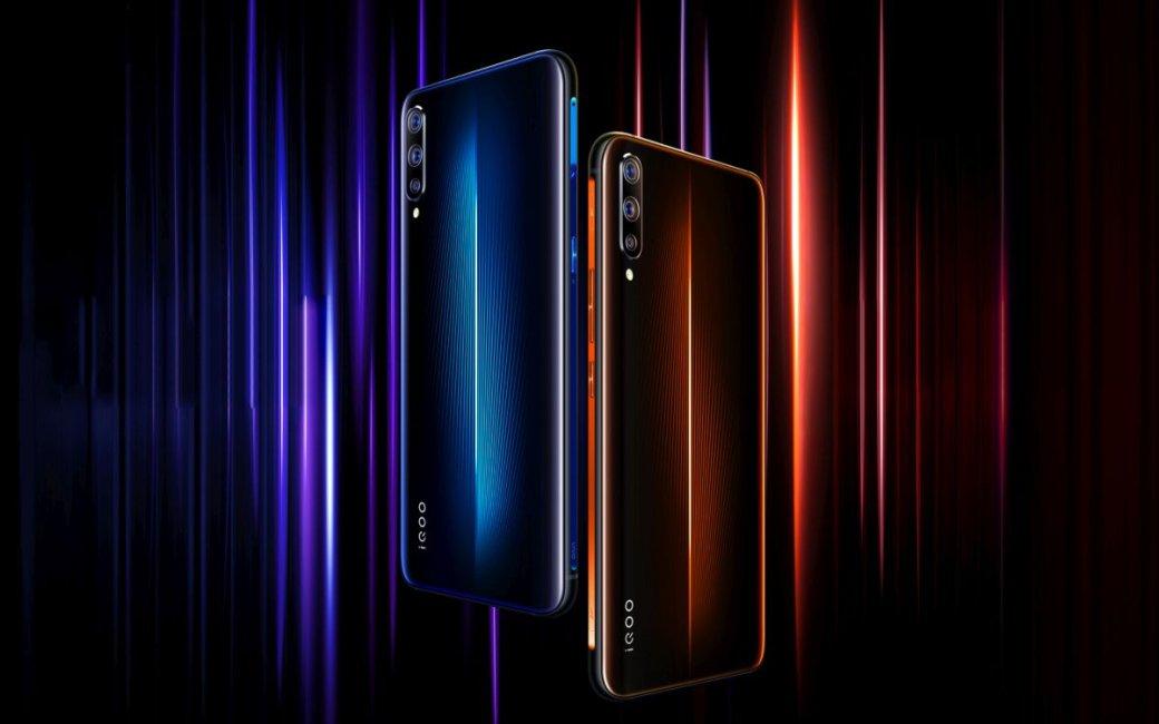 Vivo представила флагман iQOO — новый конкурент Samsung Galaxy S10 и Xiaomi Mi 9