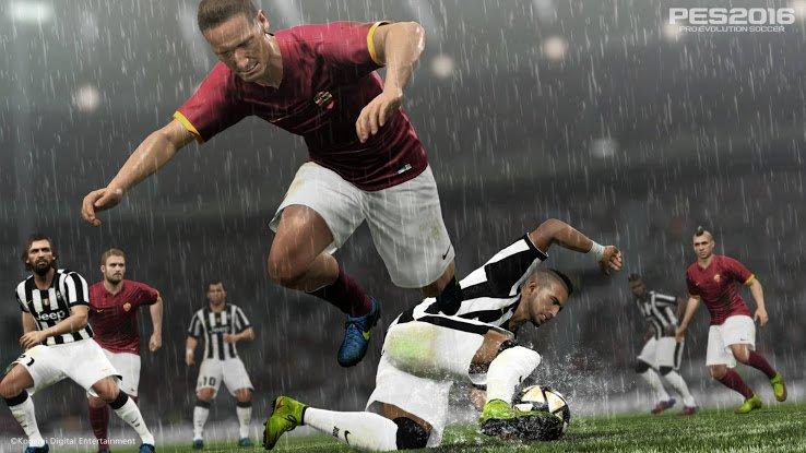 Впечатления от демо-версии Pro Evolution Soccer 16