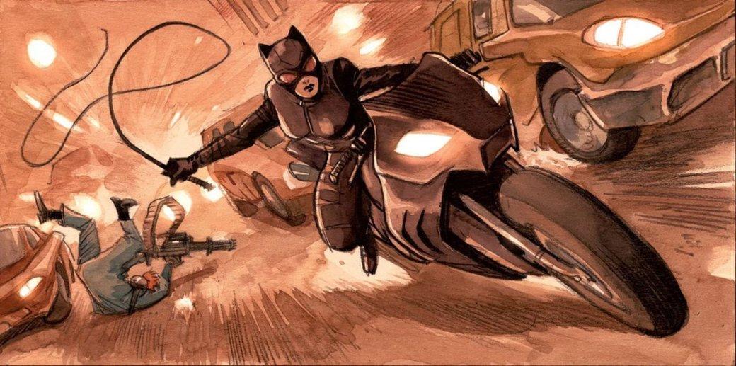 Комикс о противостоянии Бэтмена и Джокера – и не от DC!