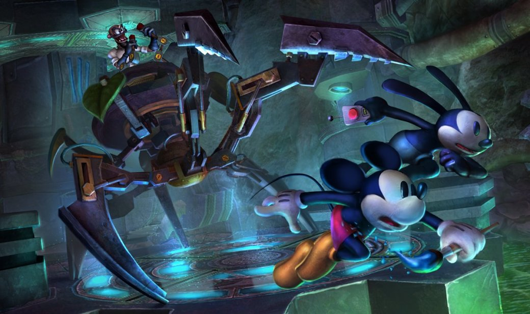 PC-версия Epic Mickey 2 отменена, команда разработчиков распущена
