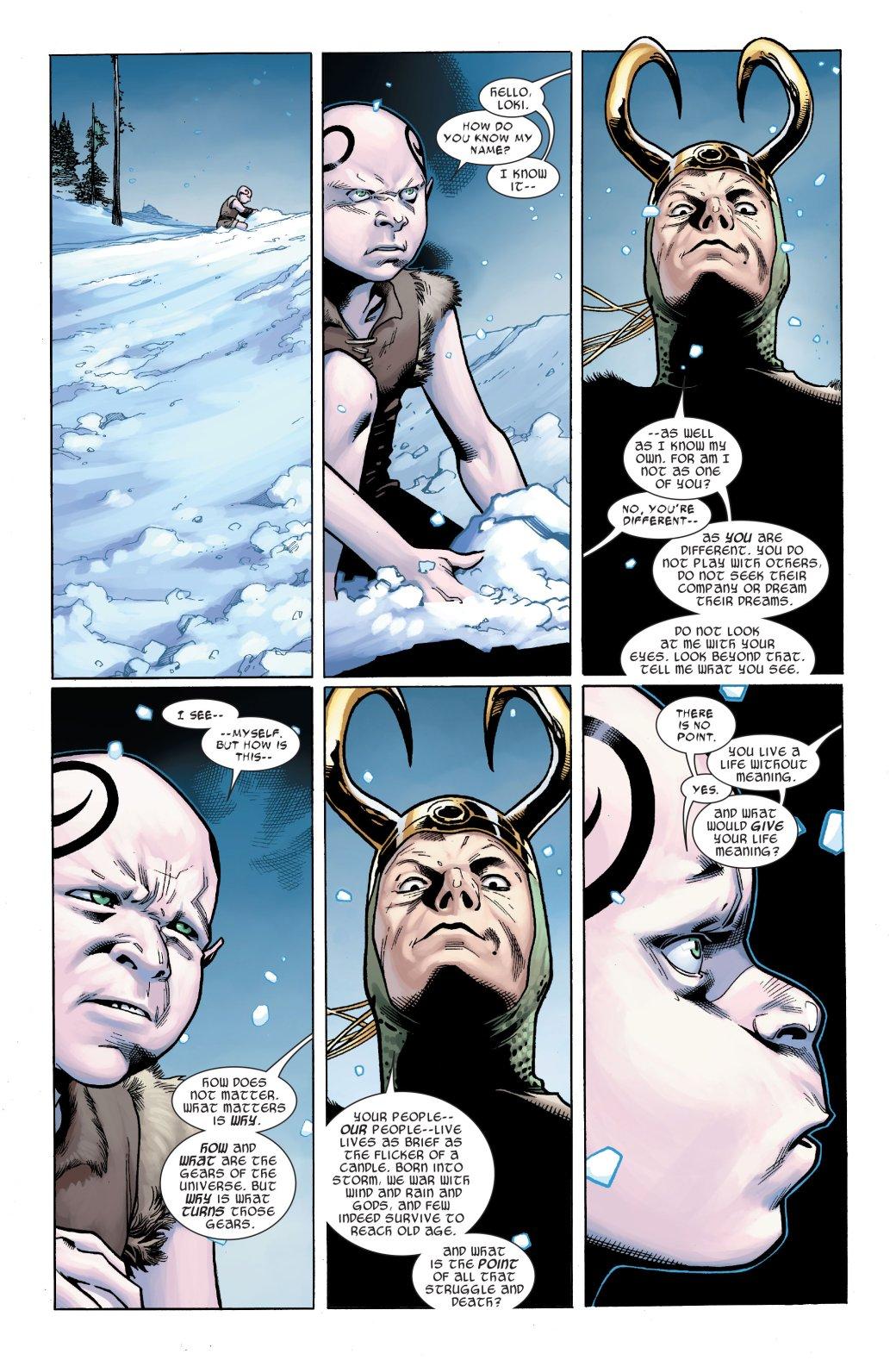 Эволюция Локи вкомиксах Marvel— бог обмана, король, Мститель, кандидат впрезиденты США