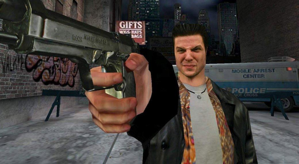 Max Payne будет «переиздана» на PlayStation 4