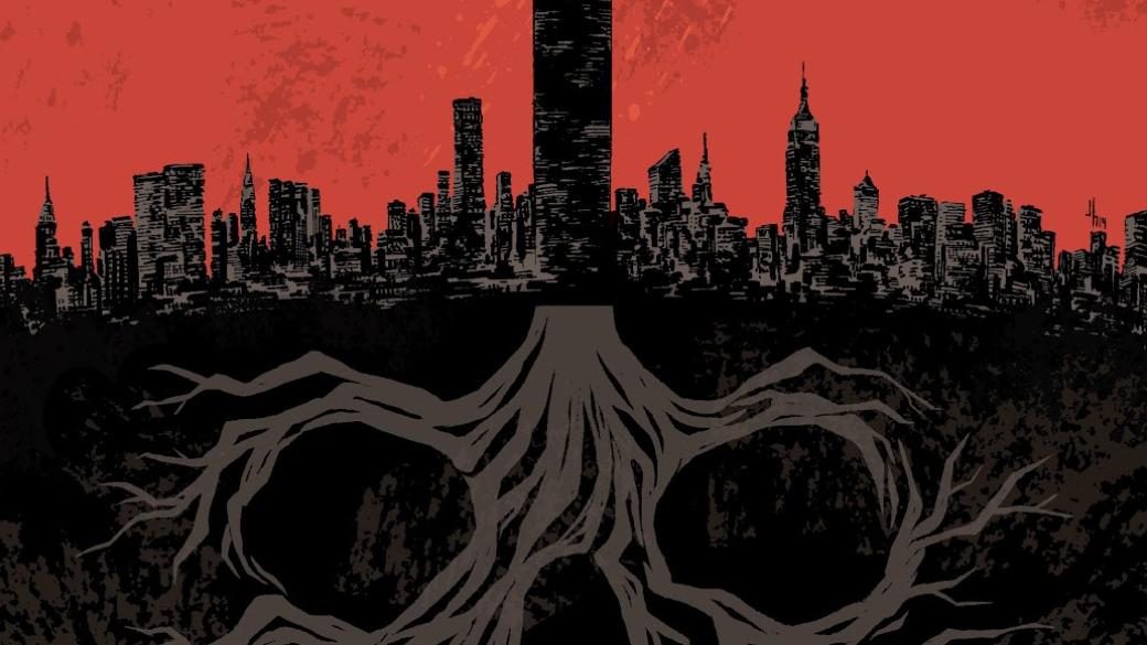 Издательство Fanzon предложило нам сделать обзор российского издания комикса «Деревья». Это научно-фантастическая история отУоррена Эллиса омире, похожем нанаш, ноотличающимся тем, что внем десять лет назад приземлились инопланетные гигантские деревья. Стех пор они стоят неподвижно, непроявляя признаков жизни. Нопоявление этих деревьев изменило общество ивынудило человечество сосуществовать сними. Отом, достоинли этот комикс вашего внимания, пойдет речь вобзоре.