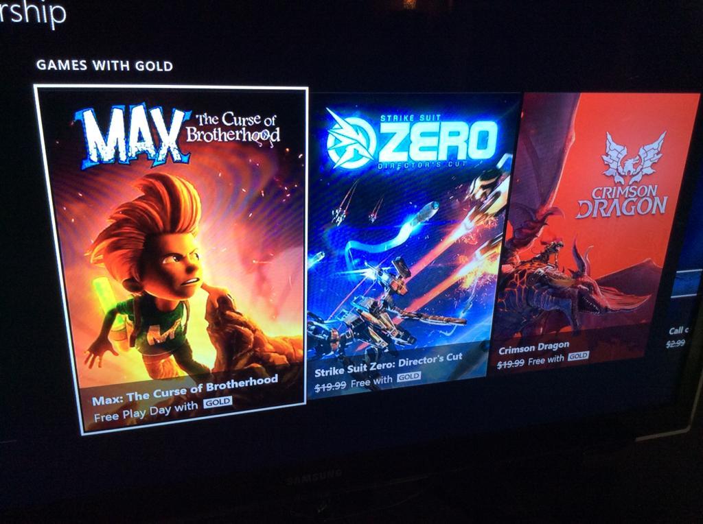 Microsoft даст бесплатно опробовать игры для Xbox One в течение суток