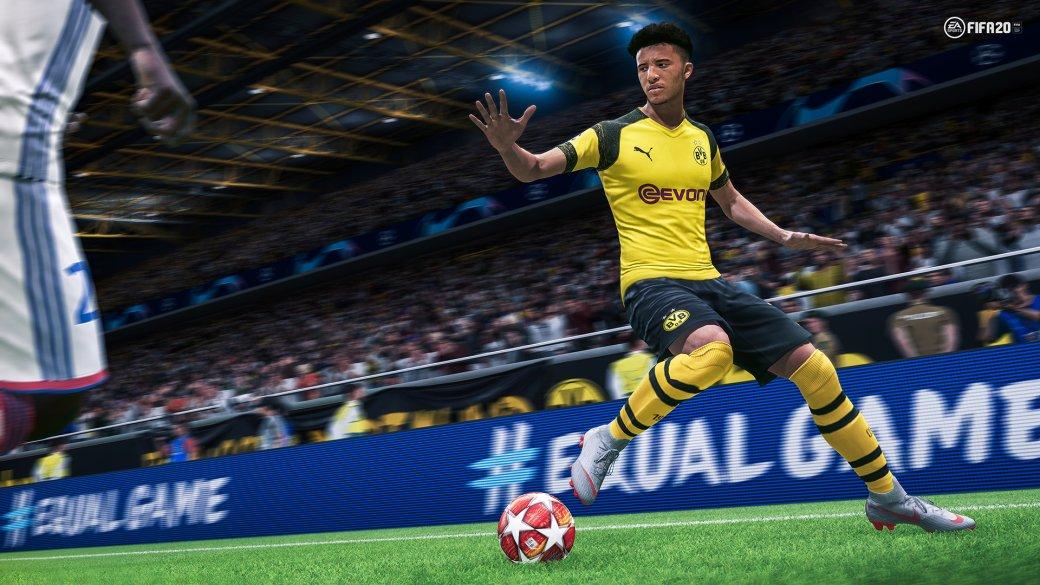 EAподелилась первым геймплейным трейлером FIFA20. Внем представили новые особенности игры