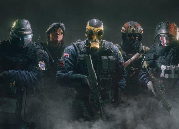 Прошло полтора года! Ubisoft починит сервера Rainbow Six: Siege