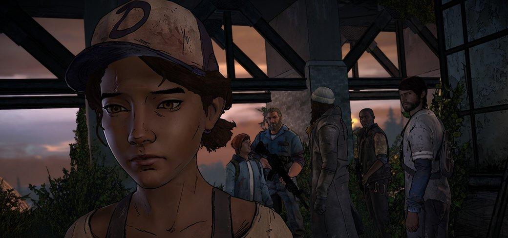 Рецензия на The Walking Dead: The Telltale Series - A New Frontier