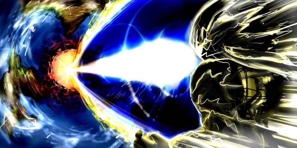 Лучшие битвы ваниме «Ванпанчмен»