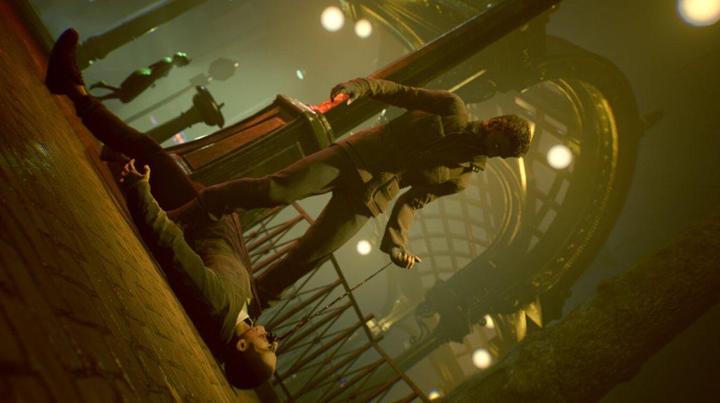 E3 2019. Vampire: The Masquerade— Bloodlines 2— настолько похоже напервую часть, что даже неловко