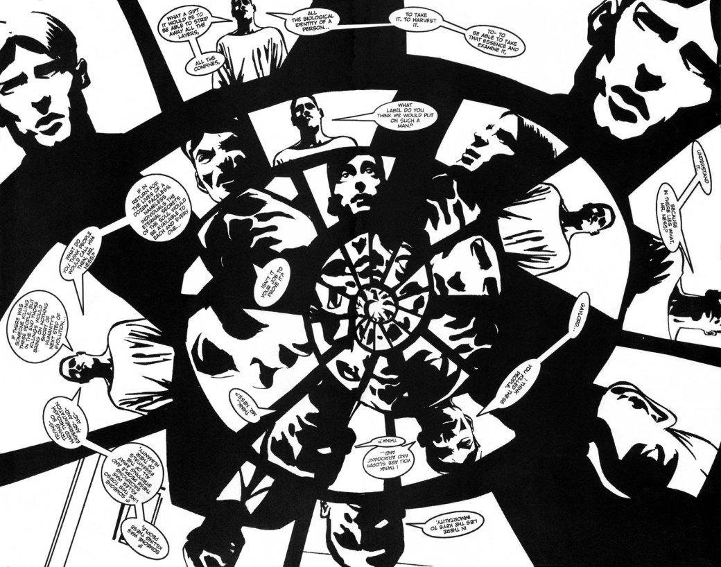 Torso— комикс про маньяка, покоторому Дэвид Финчер несмог снять фильм