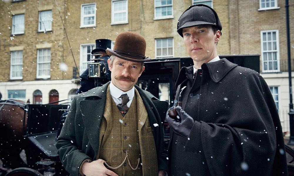 Какие сериалы посмотреть наНовый год иРождество?