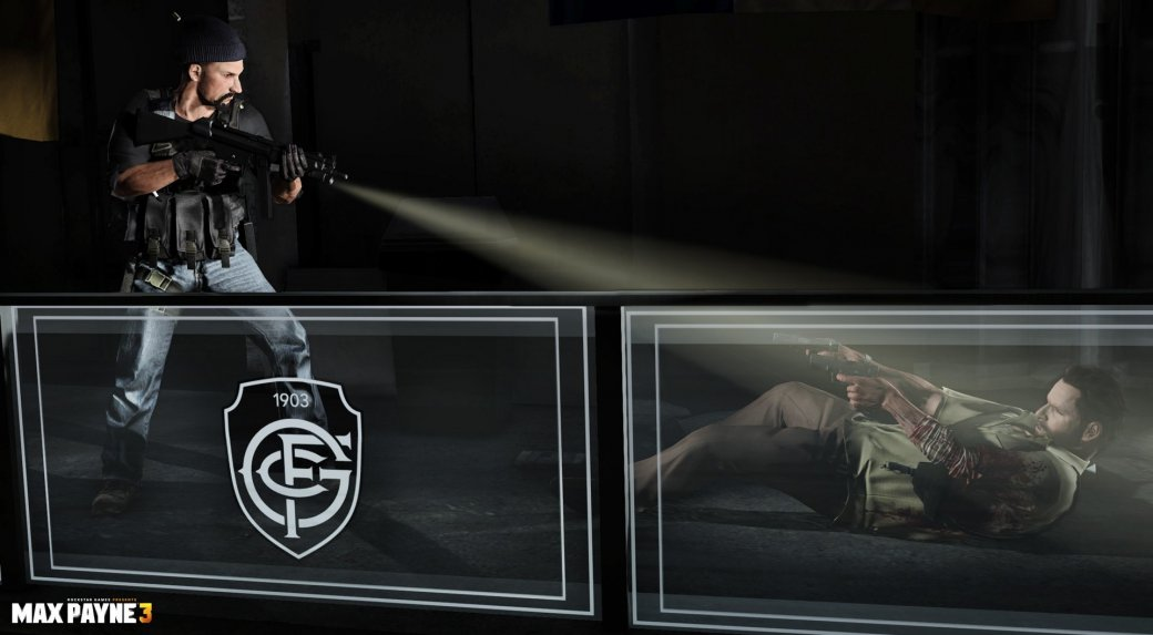 Скриншоты PC-версии Max Payne 3: три отличия