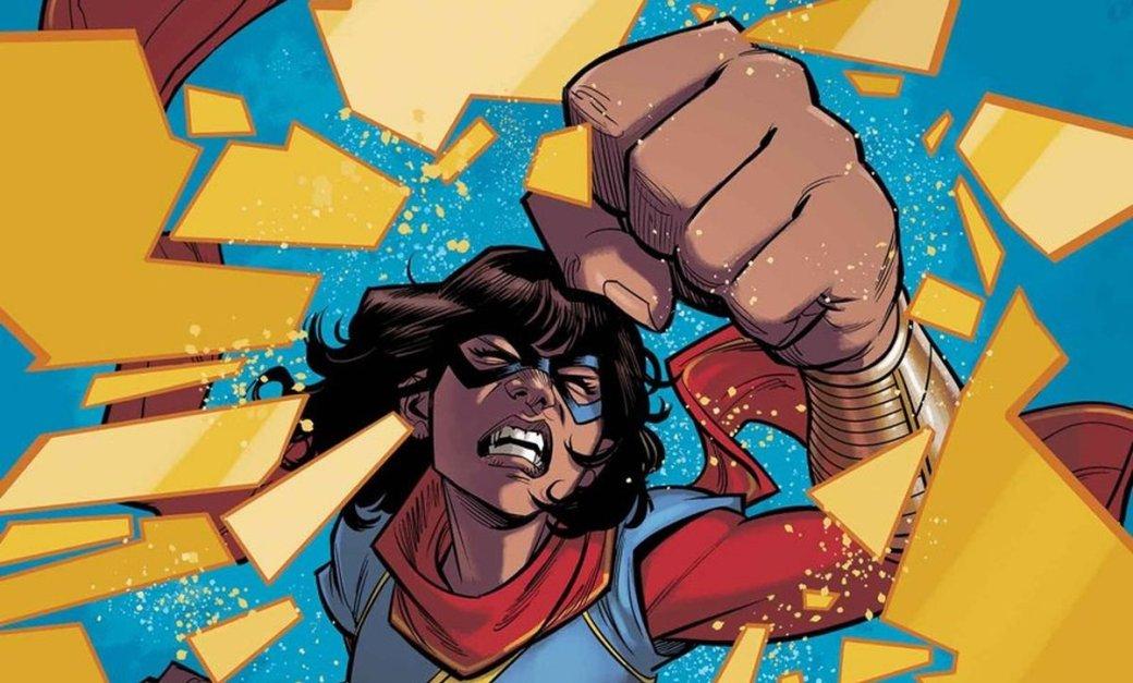 Похоже, что центральным персонажем Marvel's Avengers все-таки будет Мисс Марвел