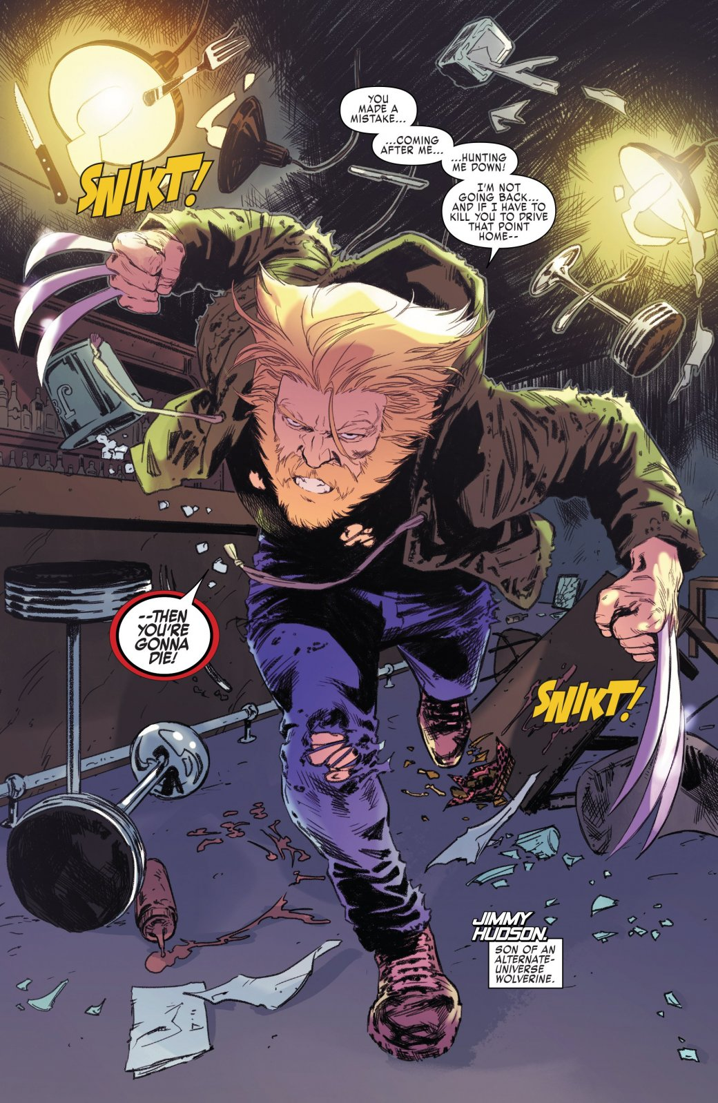 Сколько мутантов пережило уничтожение Ultimate-вселенной?