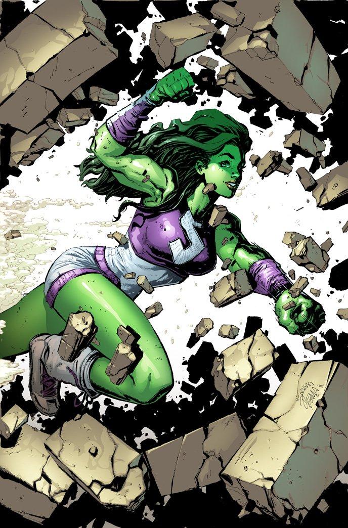 От зеленокожей красотки к монстру: с Женщиной-Халк что-то не так