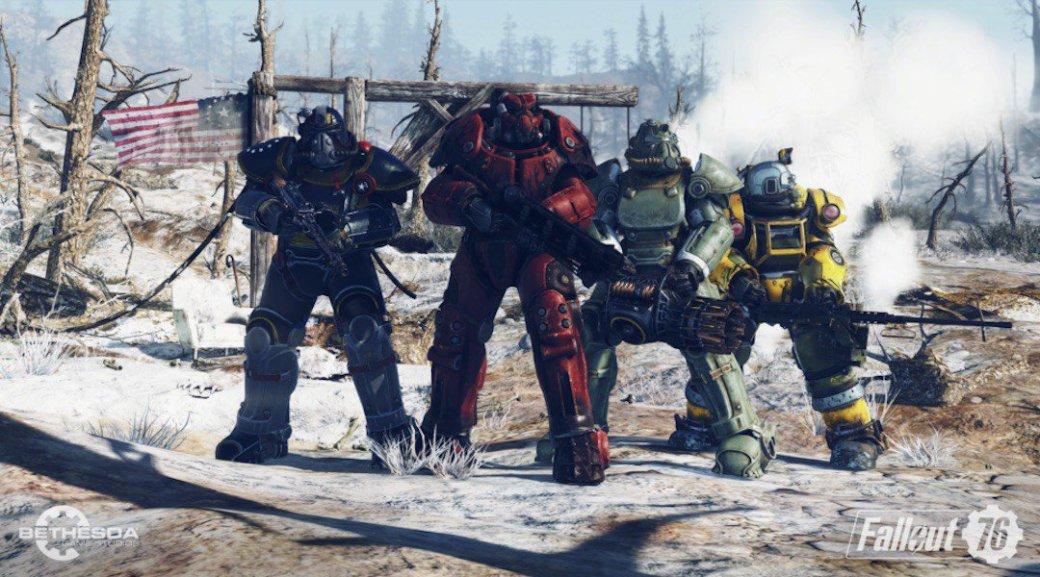 Ситуация с «гомофобными» троллями в Fallout 76 доказала, что в игре не работает PvP и система жалоб