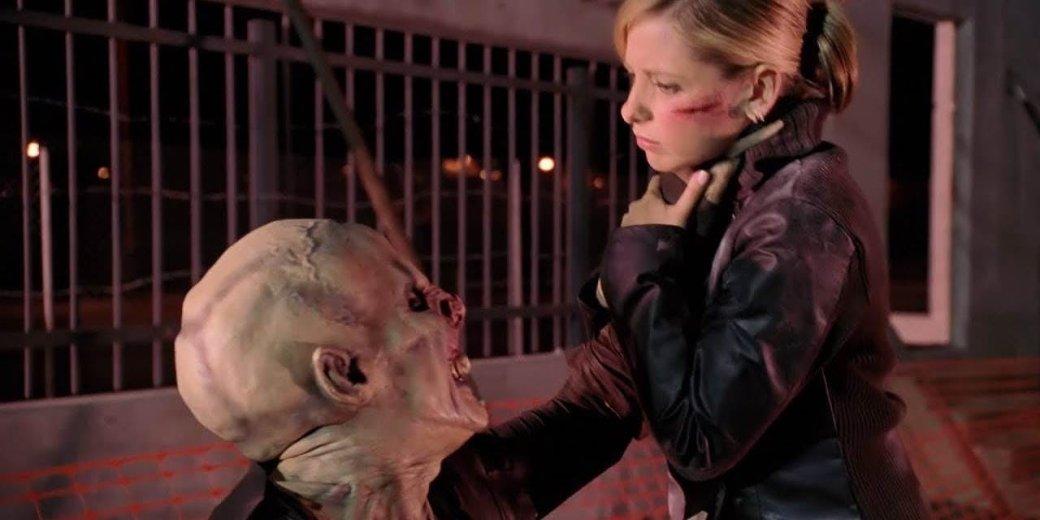 Cмотрю впервый раз: «Баффи— истребительница вампиров». Классика, которой всеже удалось устареть