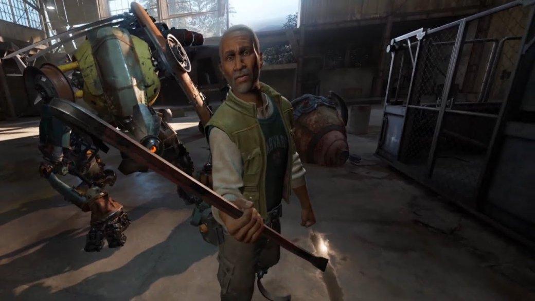 Сюжет Half-Life: Alyx соспойлерами: роль «Джи-мена», объяснение концовки инамеки наHalf-Life3