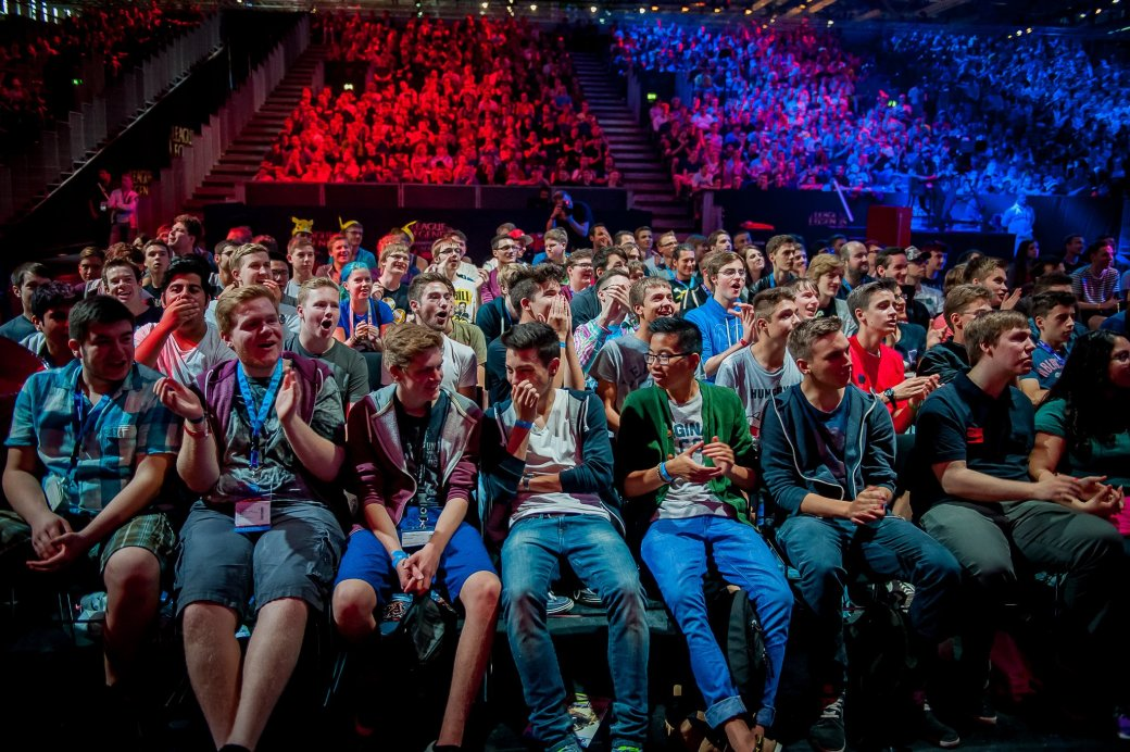 Gamescom 2014 в фото