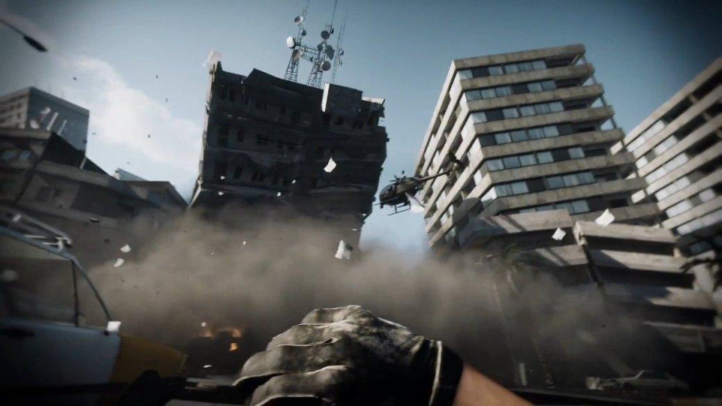 Electronic Arts готовит конкурента Call of Duty Elite