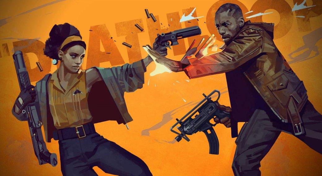 Deathloop— новая игра студии Arkane, создавшей Dishonored, Prey иDark Messiah ofMight and Magic. Недавно нам предоставилась возможность поговорить сруководителем разработки Динга Бакаба итворческим директором Себастьяном Миттоном. Вот что они рассказали обигре.