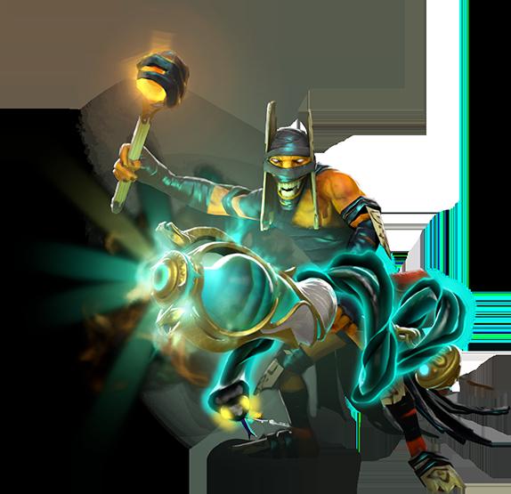 В Dota 2 вышла Immortal Treasure III
