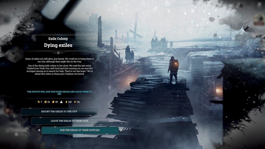 Рецензия на Frostpunk