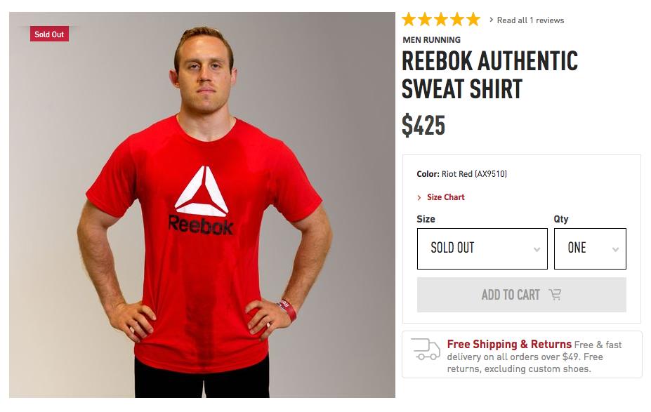Сколько-сколько? Грязные джинсы продают за425 долларов