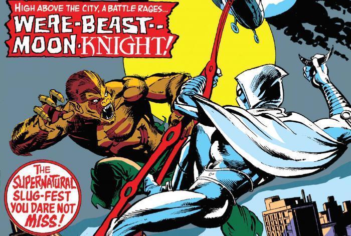 Всериале Marvel «Лунный рыцарь» может появиться оборотень. Слух