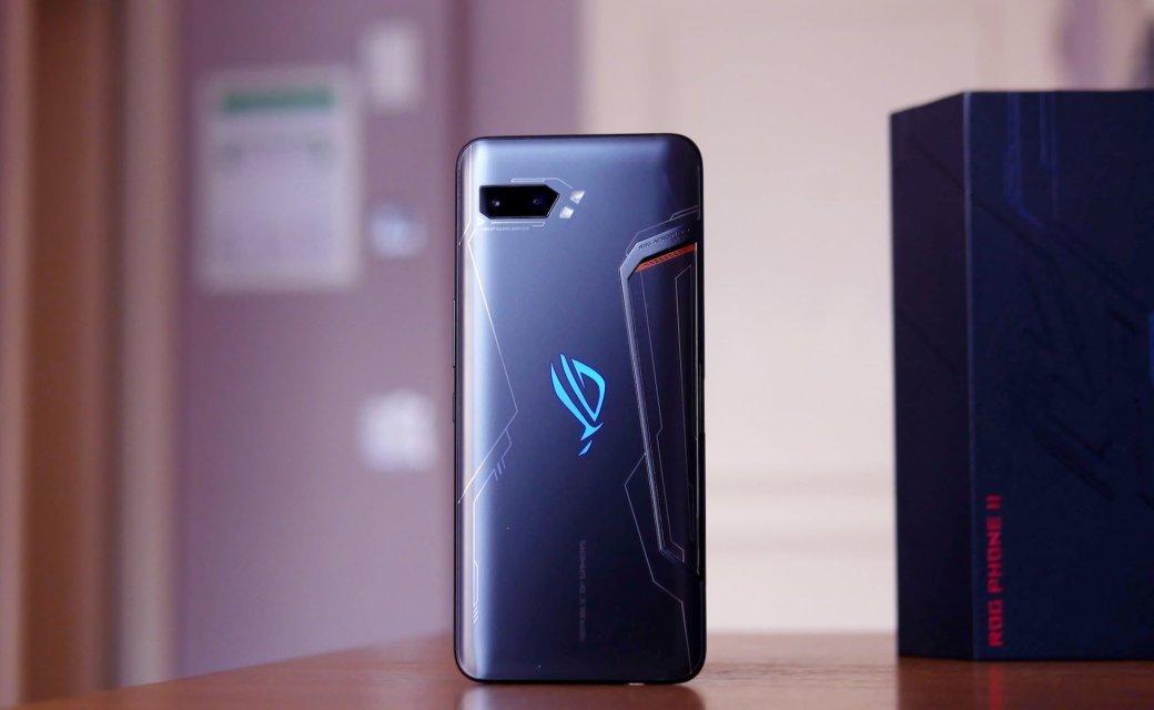 ВРоссии выходит игровой смартфон Asus ROG Phone 2 сбатареей на6000 мАч