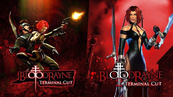 Обновленные версии BloodRayne 1 и2 выйдут наPCвконце ноября