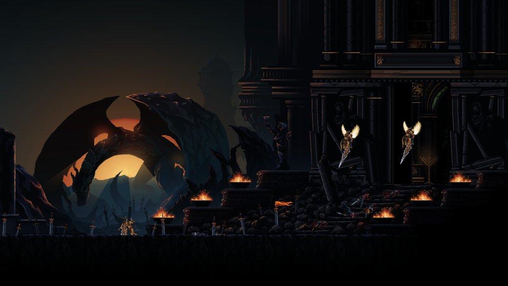 Плоские души: лучшие двумерные «клоны» Dark Souls