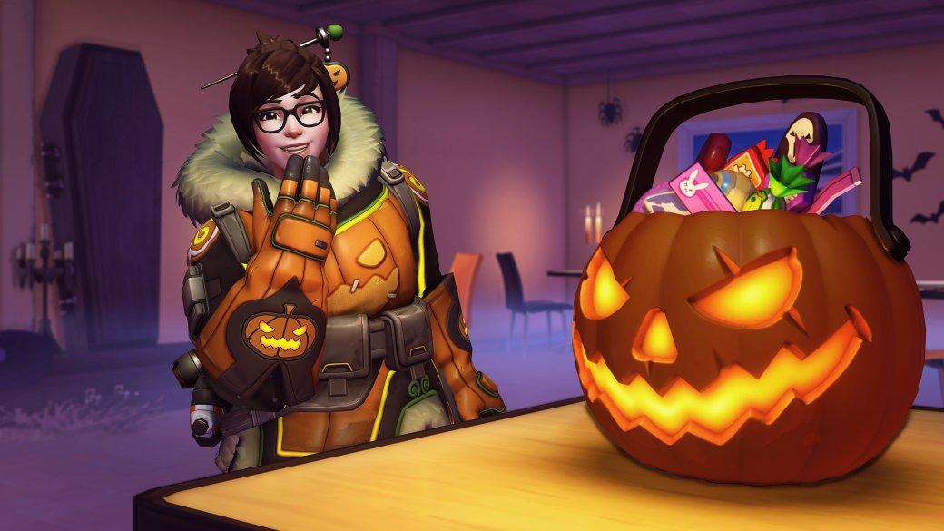 ВOverwatch начался Хэллоуин: новые скины иPvE-режим уже вигре
