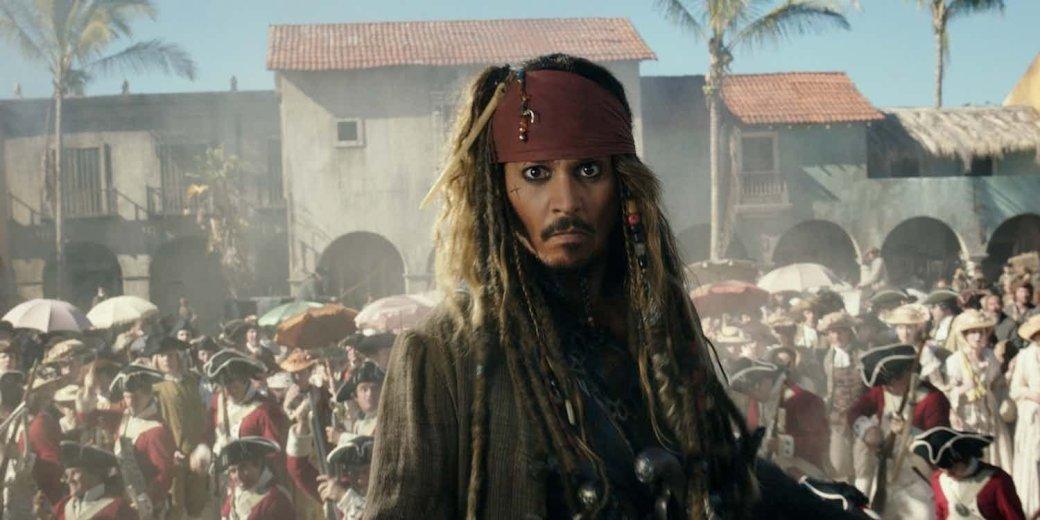 90 млн пиастров! «Пираты Карибского моря 5» должны спасти Джонни Деппа