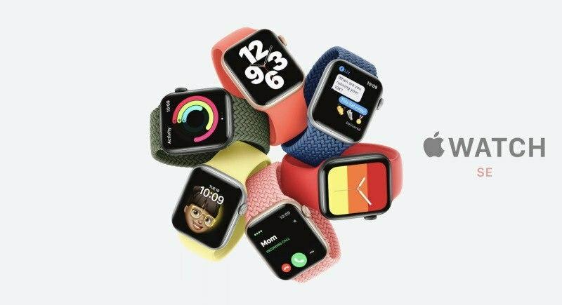 Смарт-часы Apple Watch Series 6 иWatch SEпредставлены официально