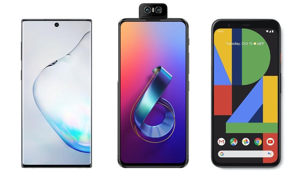 Рейтинг лучших смартфонов 2019 года для селфи