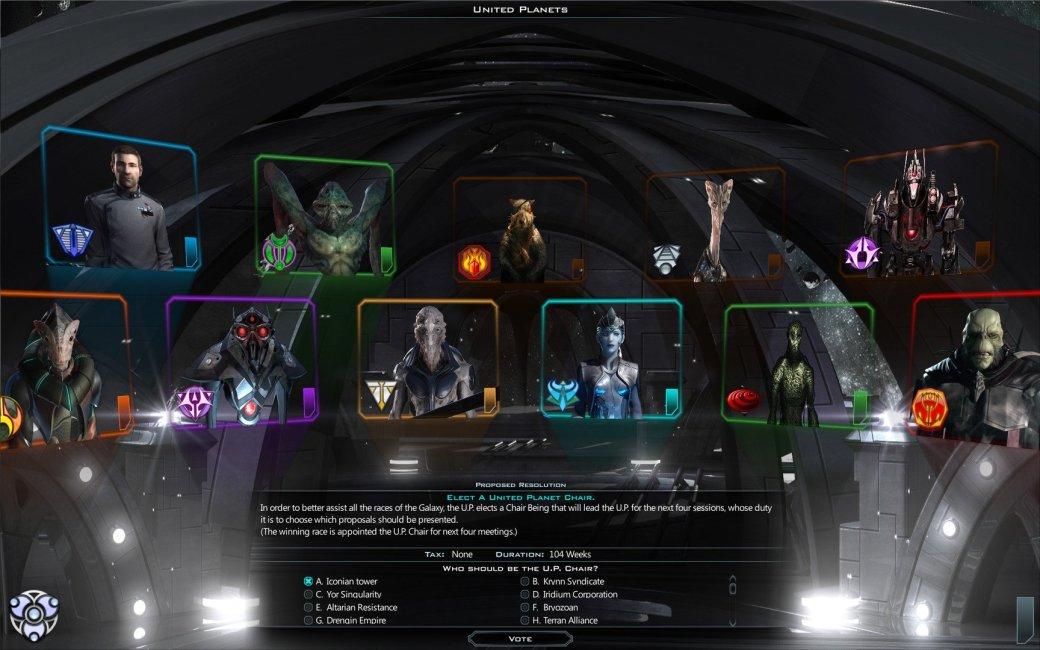 Galactic Civilizations 3 выйдет из беты 14 мая