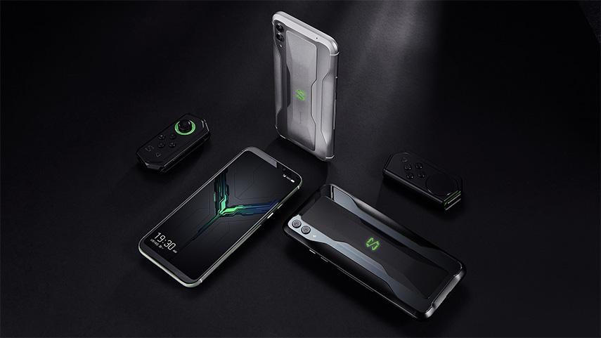 Агрессия и мощь: Xiaomi представила игровой смартфон Black Shark 2