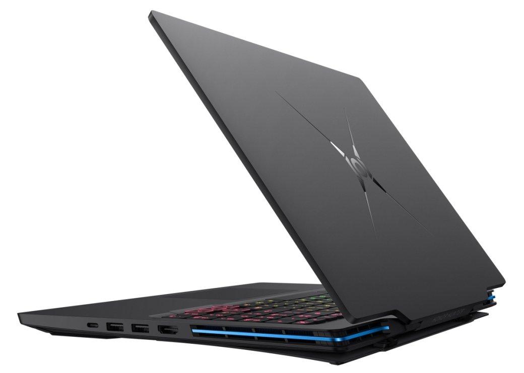 Начались российские продажи игрового ноутбука Honor Hunter V700