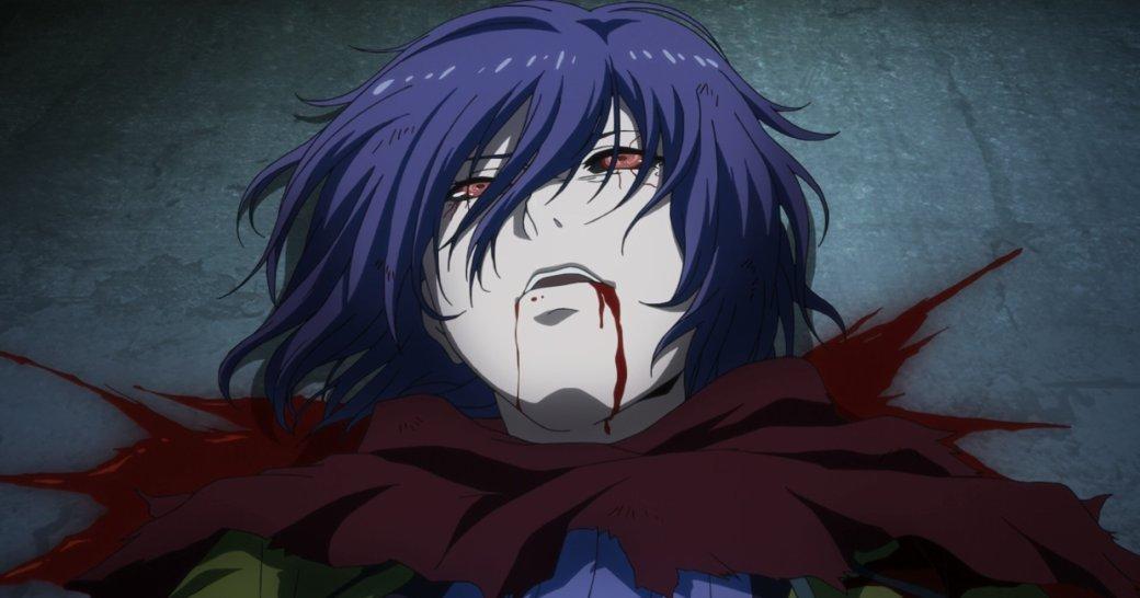 Почему ненужно аниме «Токийский гуль»— ужасная идешевая адаптация далеко несамой плохой манги